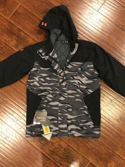 Under Armour Storm Camo Ski Jacket Youth Size YXL