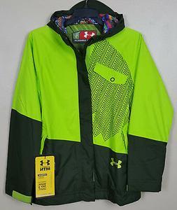 storm specialty softshell ski jacket green 1220661