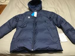 Adidas SST Down Hood Ski Puff Reversible Jacket