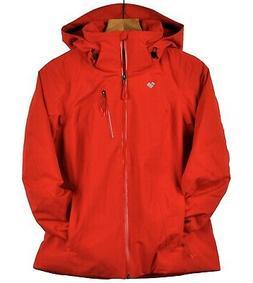 Obermeyer Women's Jette Ski Snow Jacket 11126 Carmine Size 8
