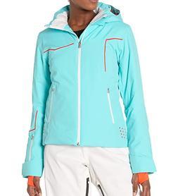 Spyder Women's Project Jacket, Ski Snowboarding Jacket Size