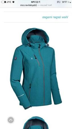 Little Donkey Andy Women's Softshell Jacket Ski Jacket with