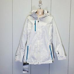 Eddie Bauer - Women's XL White Ski Jacket Weatheredge Breath