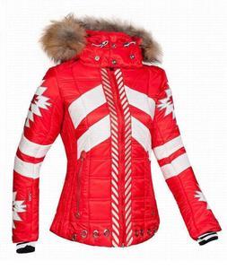 Bogner Women Ski Jacket Elia-D with fox fur included Nurea s