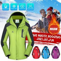 women winter ski jacket coat snow waterproof