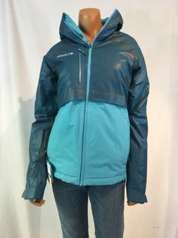 WOMENS NWT COLUMBIA OUTDRY GLACIAL HYBRID INSULATED HOODED W