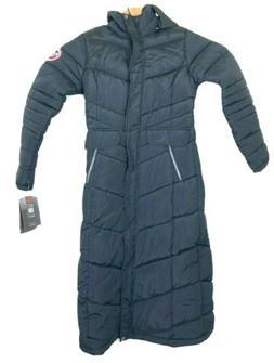 CB Sports Womens Small Black Insulated Ski Jacket Parka NWT